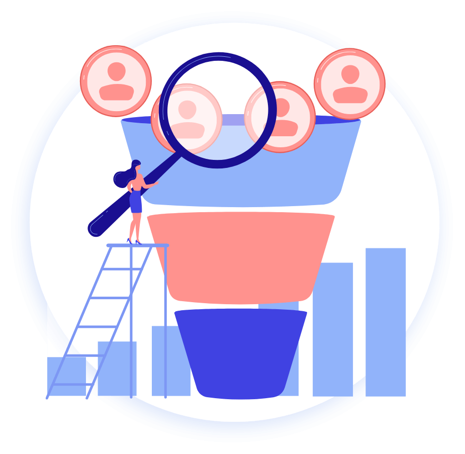lead funnel - Lead Generation Services