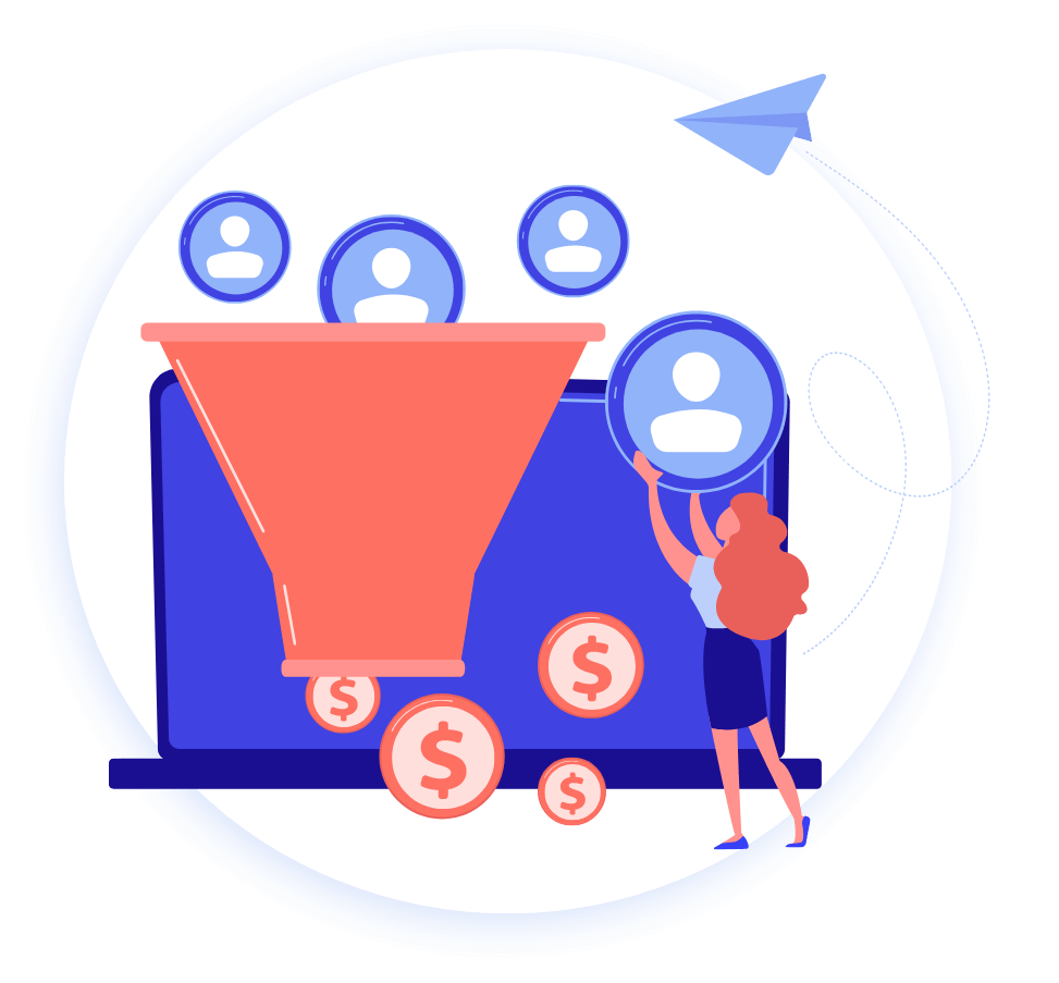 persona funnel - Lead Magnet Production