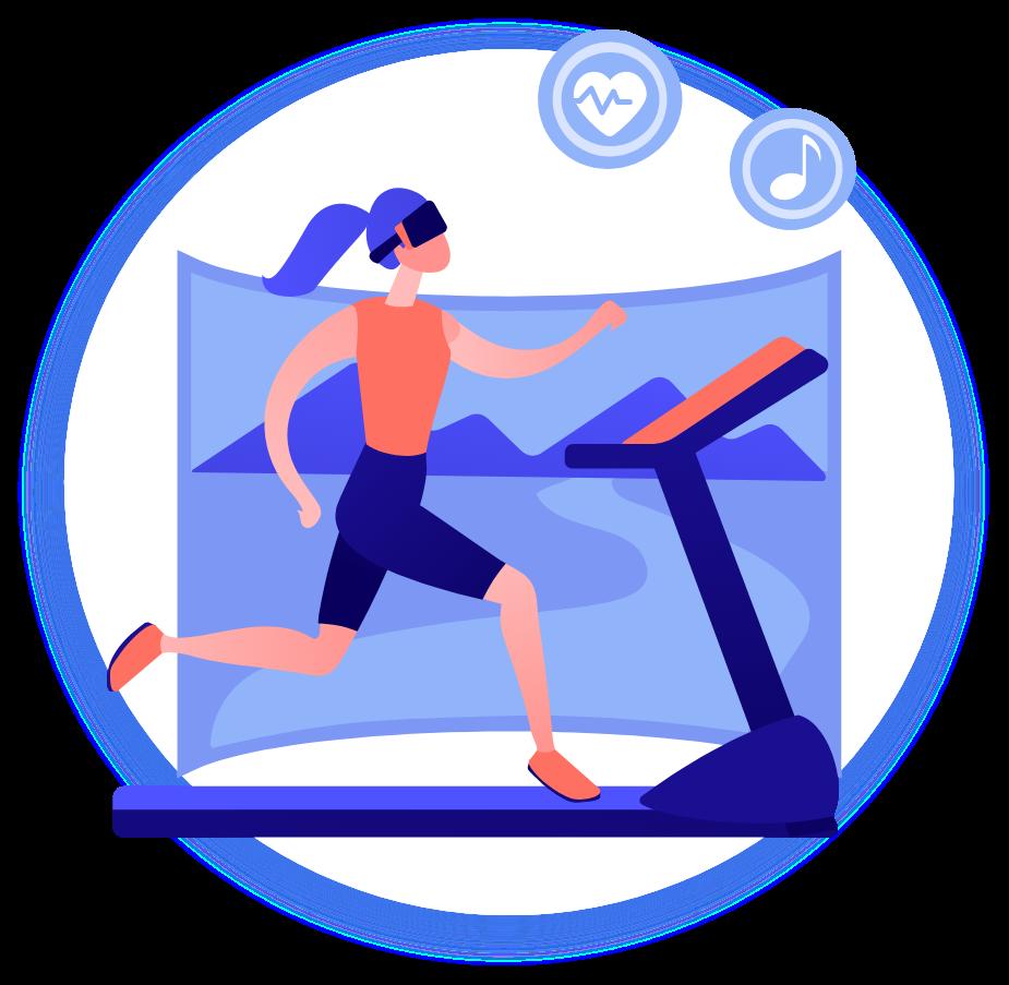 digital marketing fitness - The Brains