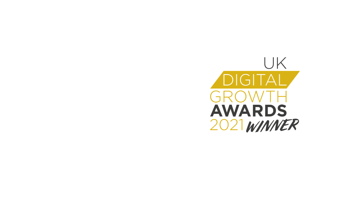 Success for The Brains at the 2021 Digital Growth Awards