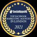 Top FB Marketing Agencies in London